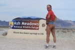 Free porn pics of Hiking Death Valley Wearing Denim Thong Microshorts 1 of 16 pics