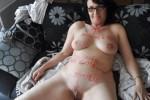 Free porn pics of PUTE SOUMISE ET VIDE COUILLES 1 of 37 pics