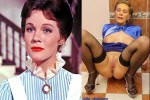 Free porn pics of Julie Andrews (stitched) 1 of 1 pics