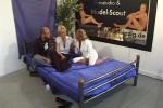 Free porn pics of Amateur Casting - Marlies & Peter aus Merzig 1 of 49 pics