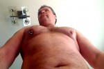 Free porn pics of older chubby gay man loves to show himself 1 of 11 pics