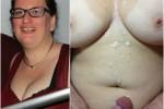 Free porn pics of big boobed girlfriend 1 of 9 pics