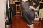 Free porn pics of Hot Wife in See-Through Dress 1 of 44 pics