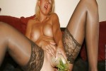 Free porn pics of housewives try the vegetable masturbation 1 of 22 pics