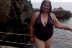 Free porn pics of Bathing beauty granny bbw too 1 of 2 pics
