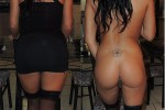 Free porn pics of Dressed/Naked Slut 1 of 14 pics