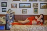 Free porn pics of Red petticoat  1 of 50 pics
