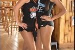 Free porn pics of tiny sexy hooters girl bikini and nude modeling 1 of 47 pics