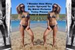 Free porn pics of Hannah Savannah Has Challenged You To A Bikini Jerk Challenge 1 of 15 pics
